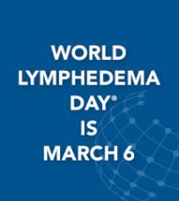 Journée mondiale du lymphoedème - World Lymphedema Day